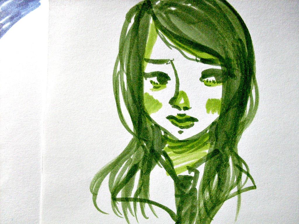 Green by Of-Little-Talks