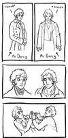 Mr Darcy, I presume?