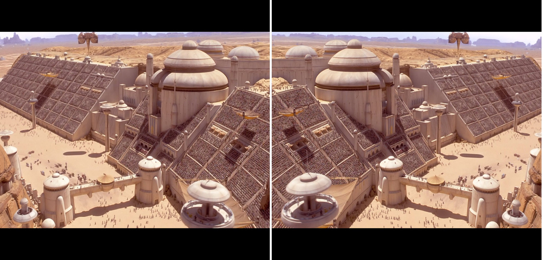 Star wars 3d without glasses by garbagestar on deviantart for 3d star net