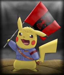 Falangist Pika By Charly Sparks