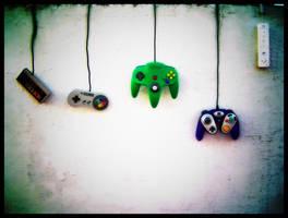 Nintendo In Blood by AlFondoALaDerecha