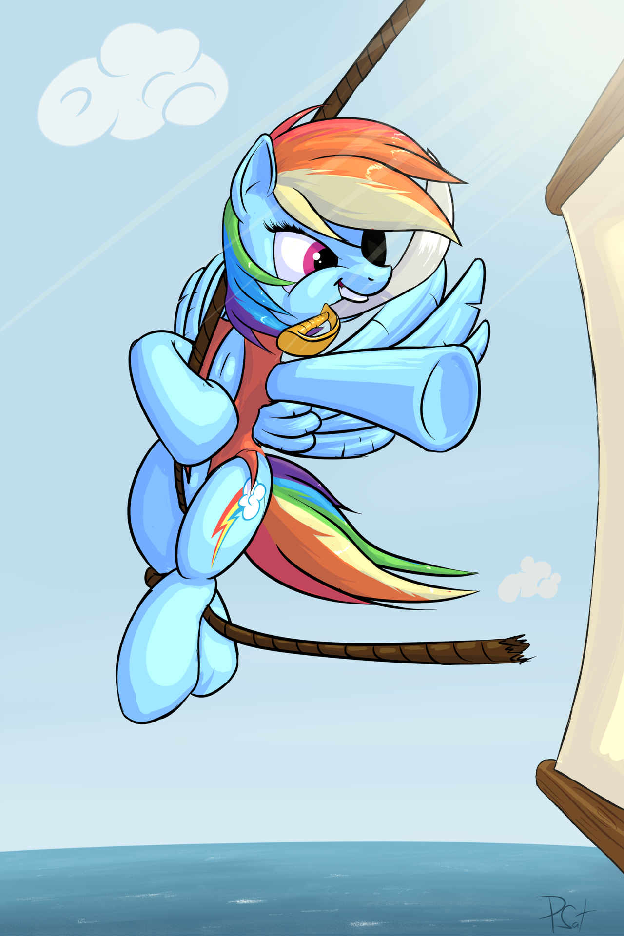 Swingin' by PisumSativum