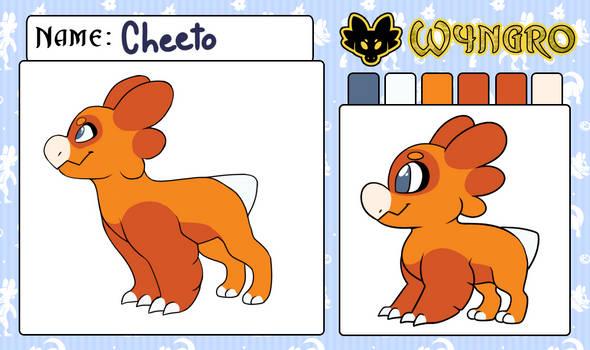 MYO: Cheeto