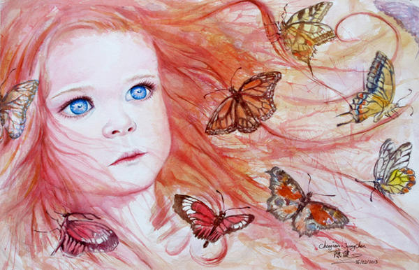 Inner Child by jianchen1111