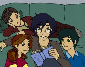 telling tales by Harry-J-Potter-Club