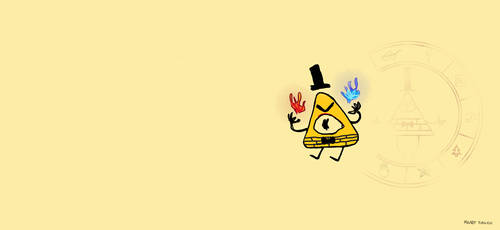 Bill Cipher - Gravity Falls  [ S K E T C H ]