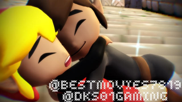 (MMD) Me and DKS01Gaming