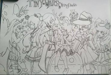 Tiny War by VKingStudio