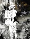 Wormgod LOVE/HATE by elftorp