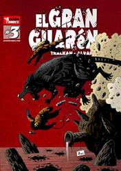 El Gran Guaren 3 cover by claudioalvarez