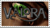 Valora Stamp by PidgLikesPie
