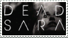 Dead Sara Stamp by PidgLikesPie