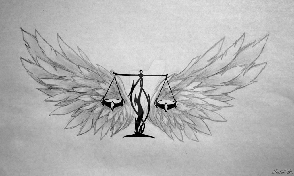 Libra tattoo 27