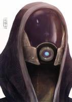 Tali - Mass Effect by HRandt
