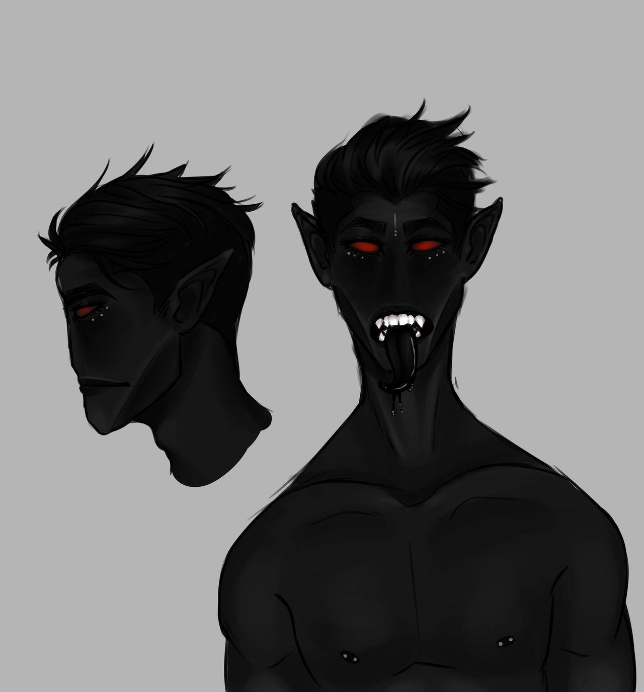 sleep paralysis demon by deerdust on DeviantArt