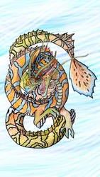 Dragonet Dragon