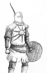 Knight Solaire of Astora (Dark Souls)