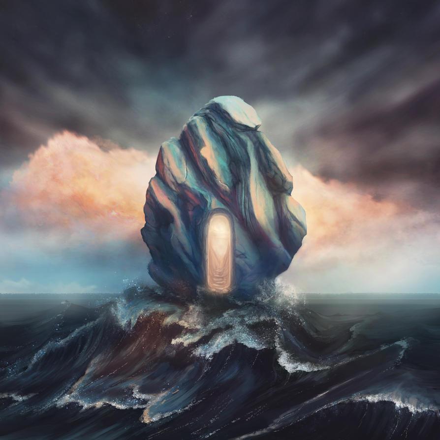 oceans portal by PieterSneep