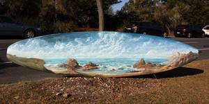 Surfboard #3 / Australian Coastline