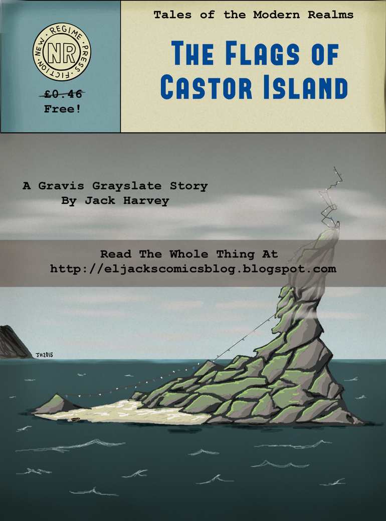 The Flags of Castor Island by ElPresedente