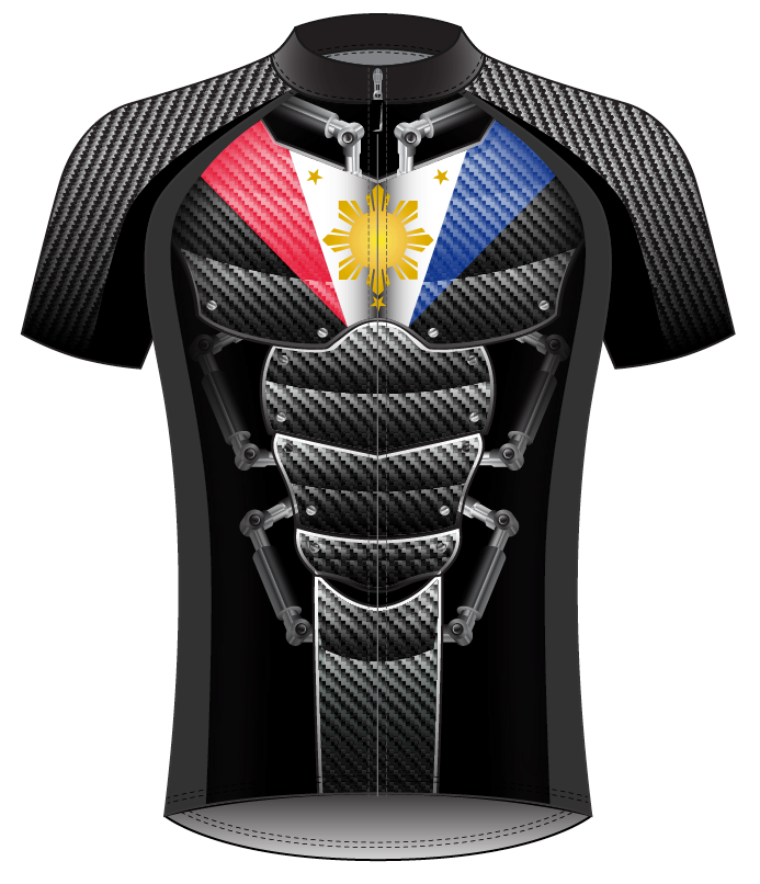Cycling Jersey Design (Pilipinas Carbon) by jaybz811 on DeviantArt 8e891bf00