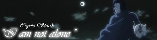 Coyote Stark Signature 2 by Shinisamu