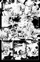 Starcraft  inks 3 - May 2009 by Dallocchio