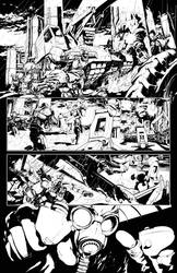 Starcraft 1 inks 4 - May 2009 by Dallocchio