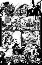 Starcraft 1 inks 1 - May 2009 by Dallocchio