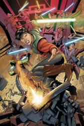 Star Wars - Knight Errant 1