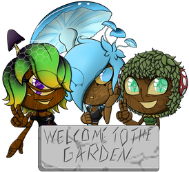 Arboldrian tribe 2019 welcome banner