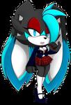 School girl agate
