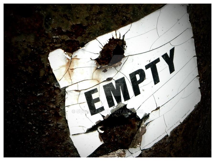 The Big Empty by sugabear