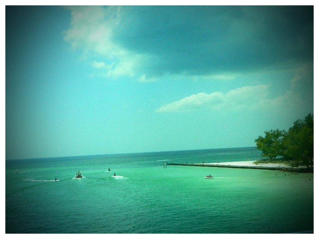 Coquina Beach by sugabear