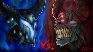 Dage The Evil VS Nulgath