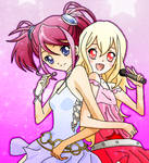 Strawberryvailiiashipping - Yuzu x Mariko
