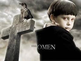 Damien Thorn by MothraLeo