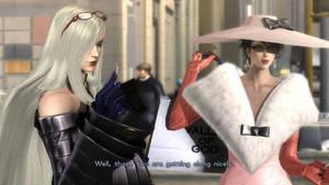Umbra Witches Shopping by MothraLeo