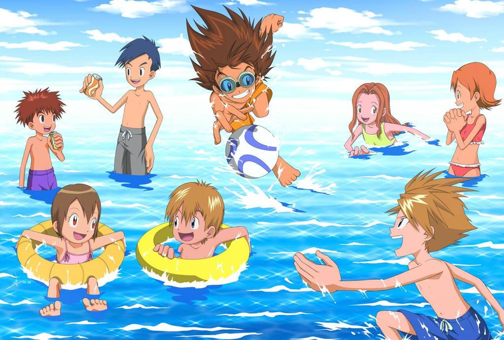 Image Result For Anime Wallpaper Summera