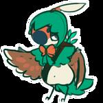 Birdfolkie by Badgerkit
