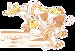Peanut Butter Mummy