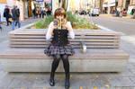Makoto Niijima cosplay by Hidori Rose