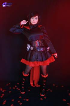 Ruby Rose ero cosplay by Hidori Rose 04