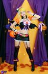 Eli Ayase Halloween cosplay by Hidori Rose