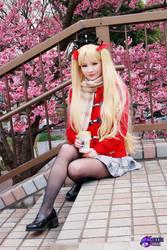Ereshkigal cosplay by Hidori Rose