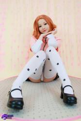 Haru Okumura cosplay by Hidori Rose 16 by HidoriRose