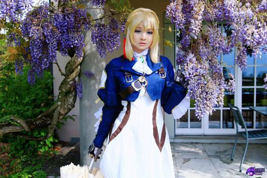 Violet Evergarden by Hidori Rose A