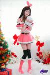 Ai Kizuna Christmas cosplay by Hidori Rose  15