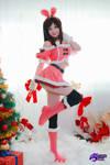 Ai Kizuna Christmas cosplay by Hidori Rose  14