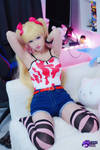 Airi Oni Chichi cosplay by Hidori Rose